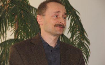 Uroczystość z okazji habilitacji dr. Krzysztofa Schmidta