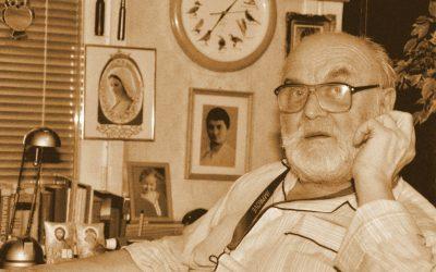 Odszedł dr Andrzej Ruprecht (1935-2010)
