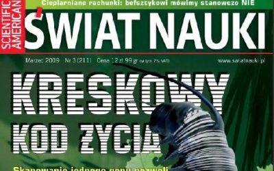 O nagrodzie dr. Samojlika w Polskim Radiu i Świecie Nauki