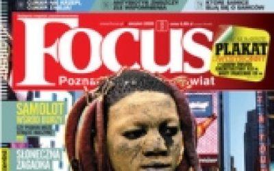O Królu Puszcz w Focusie