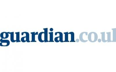 Żubry w The Guardian