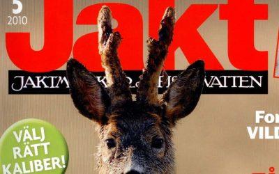 O projekcie żubrowym w szwedzkim czasopiśmie