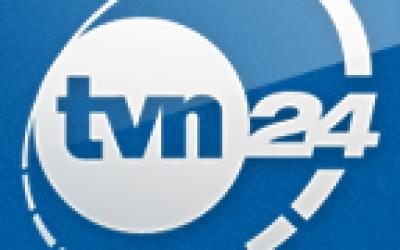 TVN24 o rysiu skłusowanym na Podlasiu
