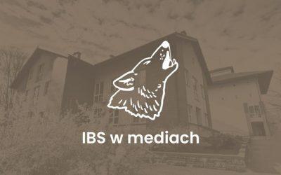 Reportaż o żubrach z udziałem dyrektora IBS PAN w TVP3