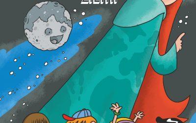 Edukacyjny komiks naukowca PAN trafi do podlaskich szkół