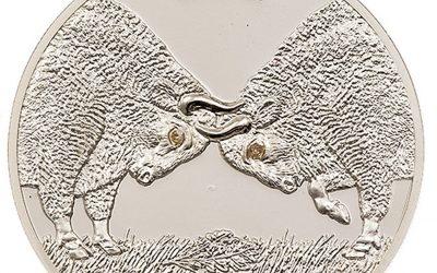 """11.10.2019 – Otwarcie wystawy """"Żubr – symbol ochrony przyrody"""" z kolekcji dr. Zbigniewa Krasińskiego"""
