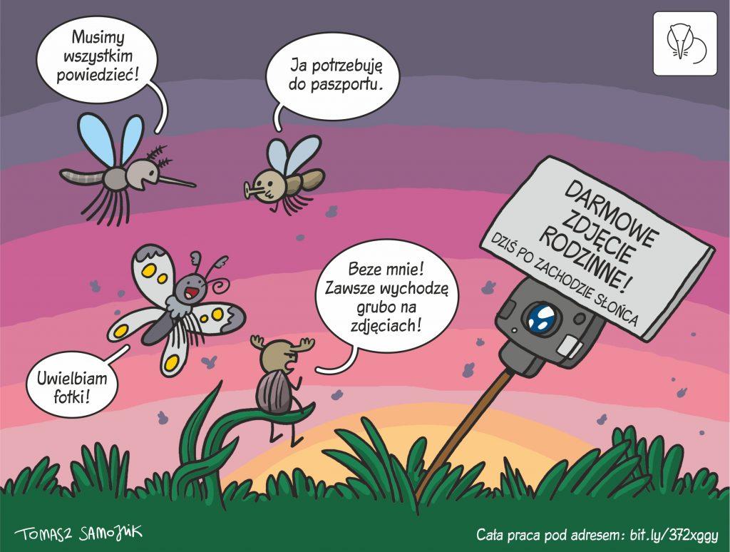 komiks naukowy
