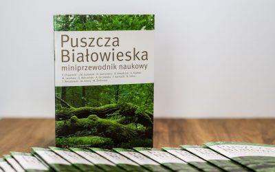 21.10.2020 – Puszcza Białowieska. Miniprzewodnik naukowy