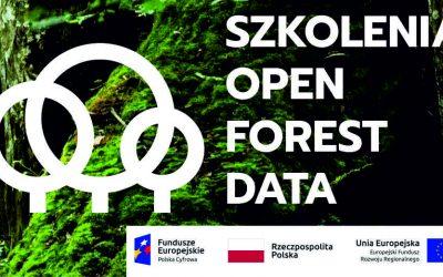 13.05.2021 Zaproszenie na szkolenie z obsługi repozytorium OpenForestData.pl